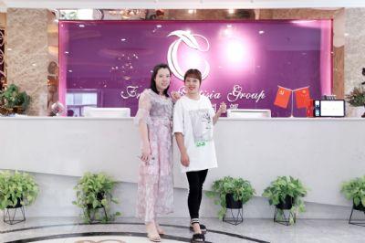 达州美业老板娘签约普丽缇莎,借助品牌之力蓄力开店