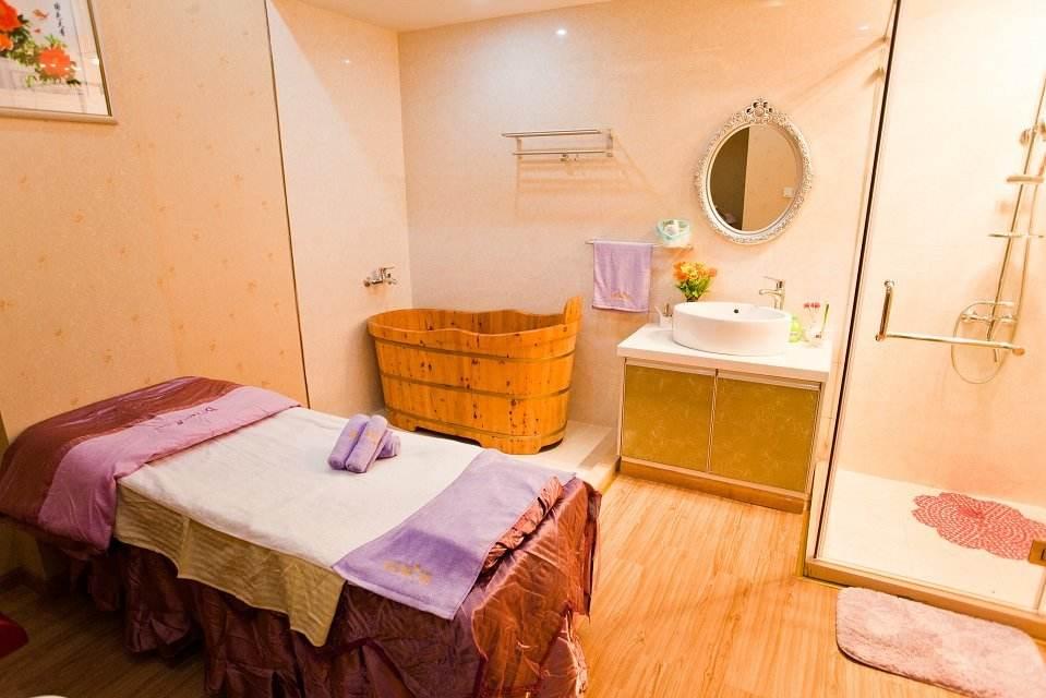小型美容院简单装修技巧及图片分享